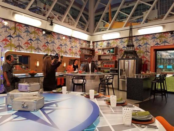 Big Brother 18 house tour photo. (Entertainment Tonight)