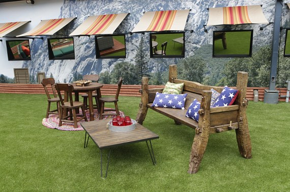 Big Brother 18 house photos (4)