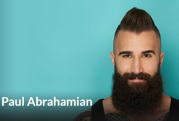 Paul Abrahamian Big Brother 18