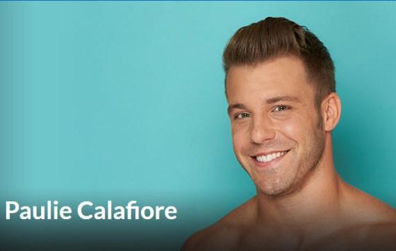 Paulie Calafiore Big Brother 18