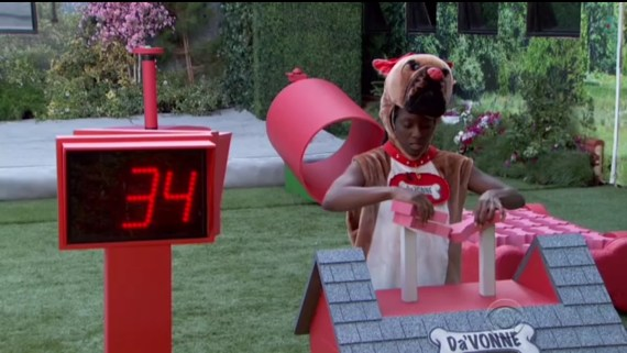 Da'Vonne Big Brother 18