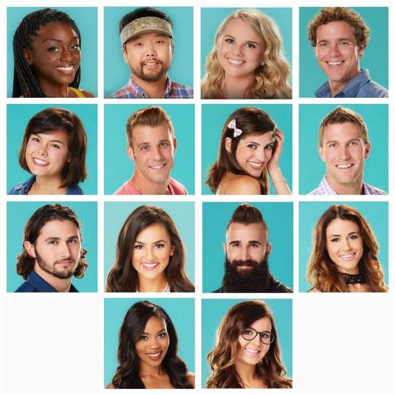 Big Brother 18 Cast Eliminations 2