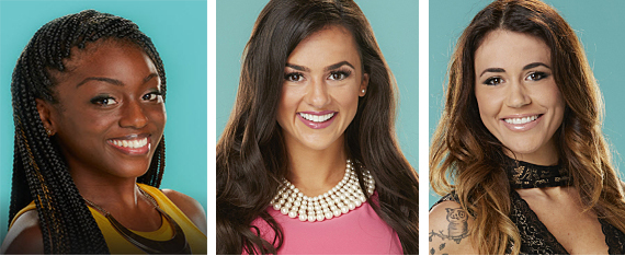 Big Brother 18 Eviction Nominees