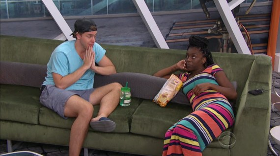 Big Brother 18 Frank and Da'Vonne