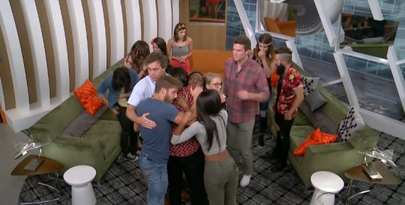 Big Brother 18 Recap 1