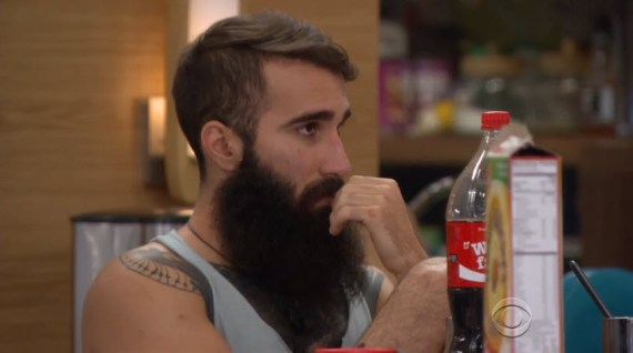 Big Brother 18's Paul Abrahamian