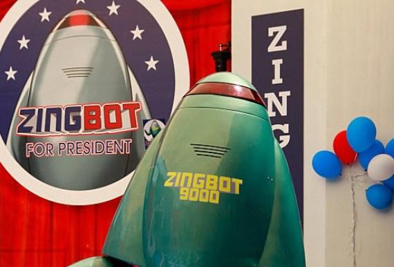 Big Brother 18 Zingbot 2016