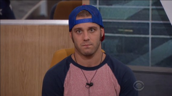 Paulie Calafiore Eviction BB18