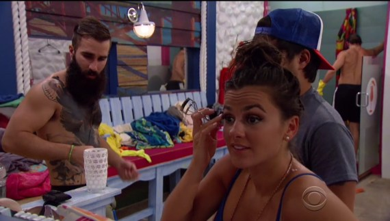 Big Brother 18-Natalie Negrotti, Paul Abrahamian, James Huling