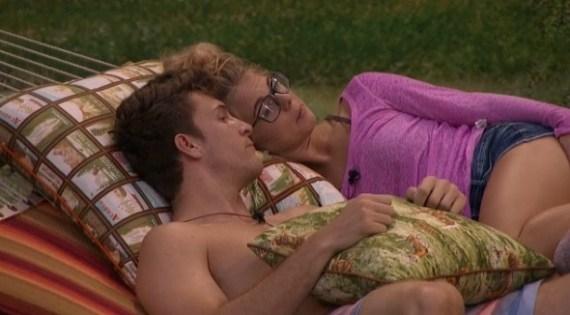 BB18-Corey and Nicole Bribe