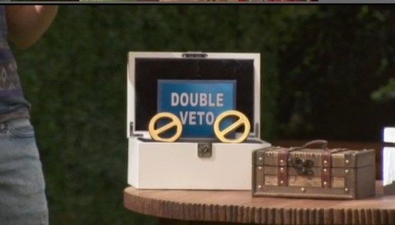 Big Brother Over the Top Double Veto