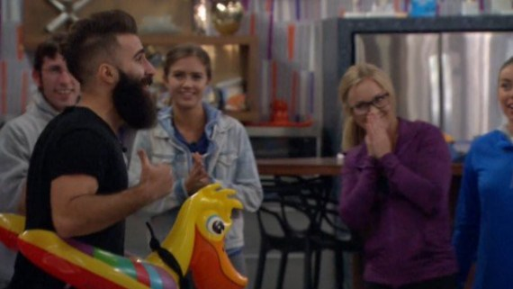 Big Brother Over the Top Paul Abrahamian