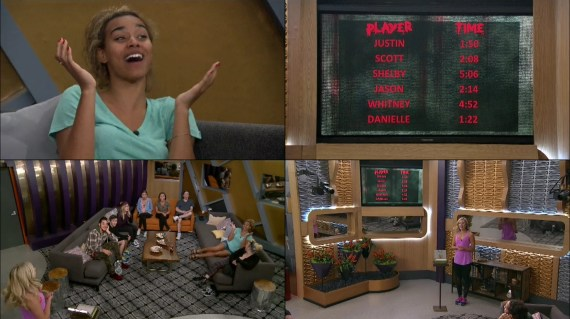 Big Brother Over the Top Week 5 Veto Results