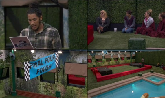 Big Brother Over the Top week 7 Care Package