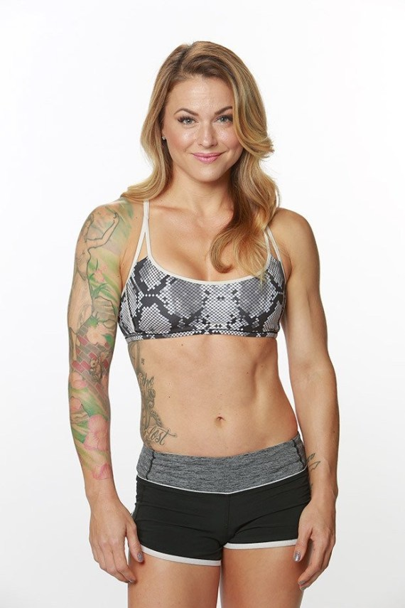 Big Brother 19: Christmas Abbott