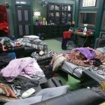 Big Brother 19 house