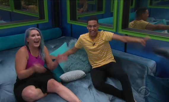 BB19 Ramses and megan