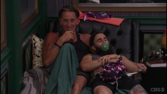 Big Brother 19 Kevin Schlehuber and Paul Abrahamian