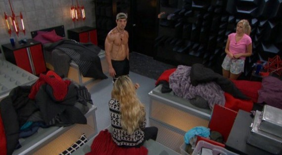 Big Brother 19 Cody Nickson, Jillian Park, Alex Ow
