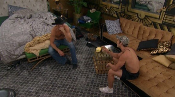 Jason Dent and Cody Nickson Big brother 19