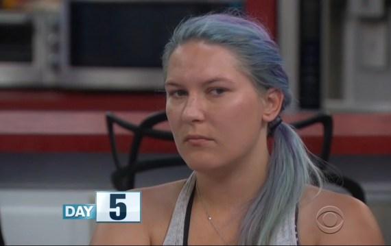 Megan Lowder Big Brother 19