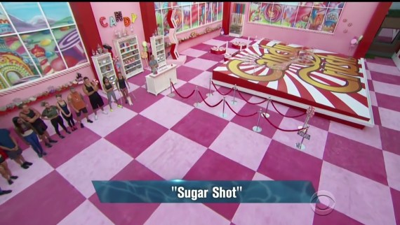 Big Brother 19 Candy Crush