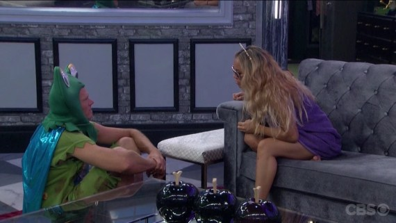 Big Brother 19 Alex Ow and Jason Dent