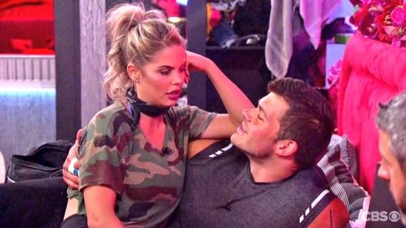 Big Brother 19 Marlena (Mark Jansen and Elena Davies)