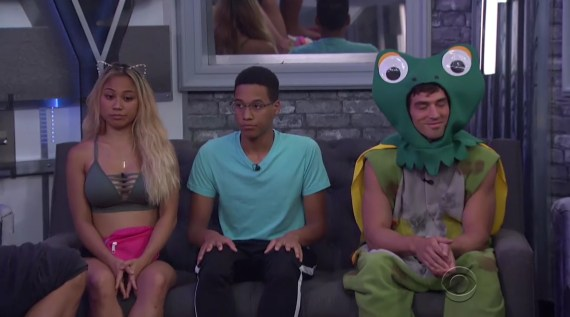 Big Brother 19 Week 2 Nominations