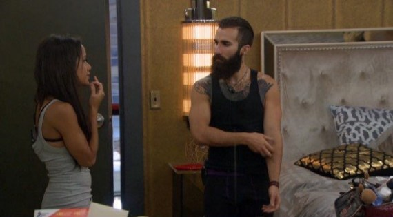 Big Brother 19 Paul Abrahamian and Jessica Graf