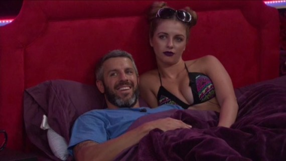 Big Brother 19 Showmance