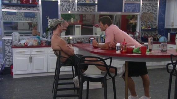 Big Brother 19 Mark Jansen and Cody Nickson