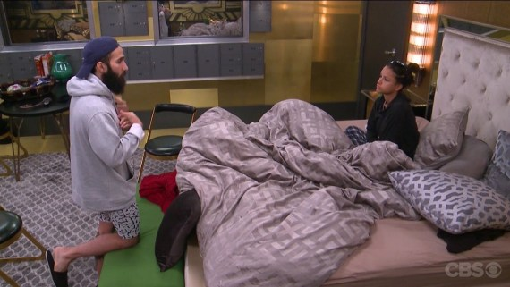 Big Brother 19-Jessica Graf and Paul Abrahamian