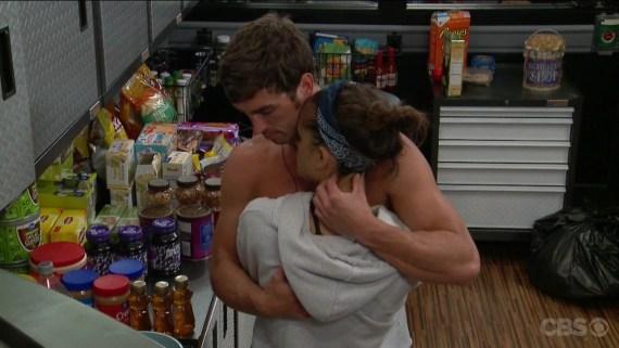 Big Brother 19 Cody Nickson and Jessica Graf
