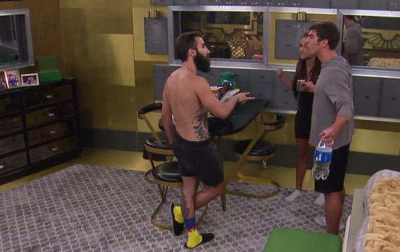 Big Brother 19 Tempers