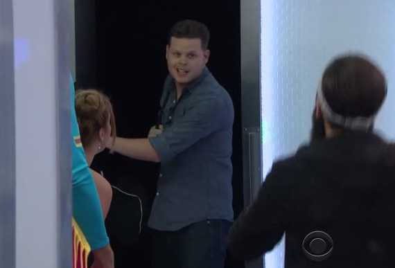 Big Brother 19 Derrick Levasseur