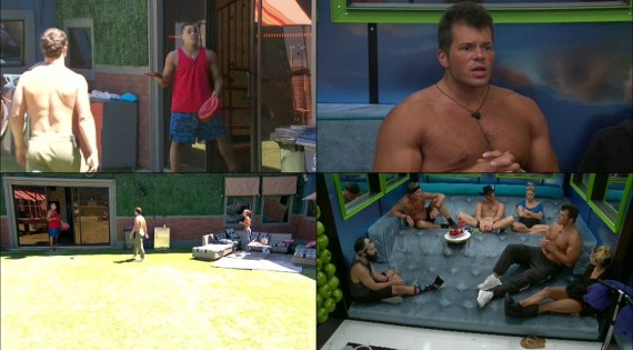 Big Brother 19 Cast Fight