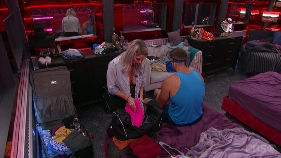 Big Brother 19 Mark Jansen and Elena Davies