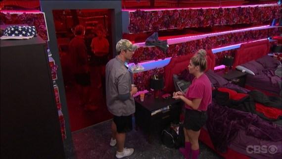 Big Brother 19 Cody Nickson and Elena Davies