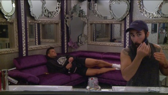 Big Brother 19 Paul Abrahamian and Mark Jansen