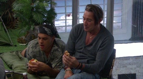 Big Brother 19 Kevin Schlehuber and Josh Martinez
