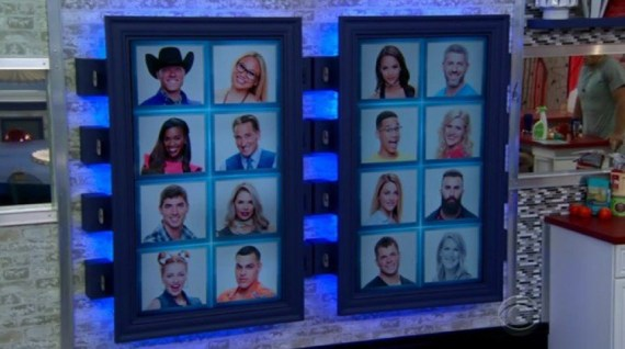 Big Brother 19 Cast Pics