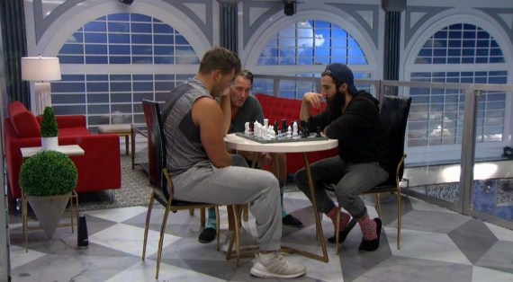 Big Brother 19 Mark Jansen and Paul Abrahamian