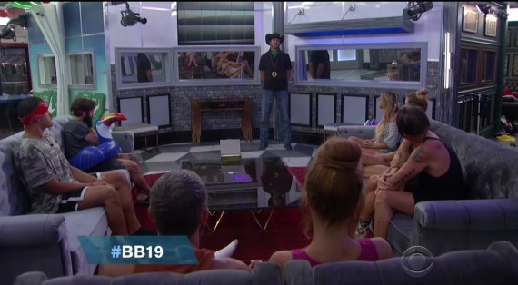Big Brother 19 Power of Veto Meeting