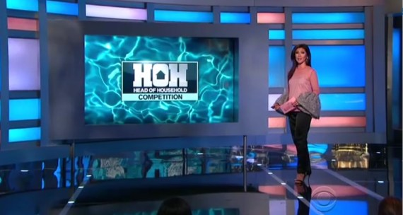 Big Brother 19 Julie Chen Head of Household