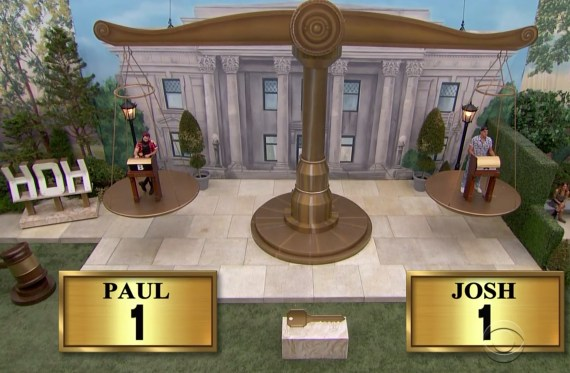 Big Brother 19 Scales of Just Us