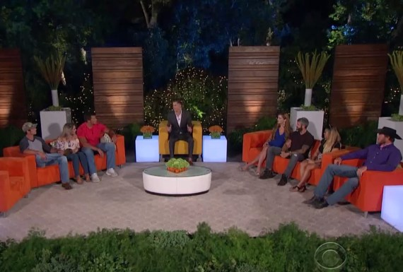 Big Brother 19 Round Table
