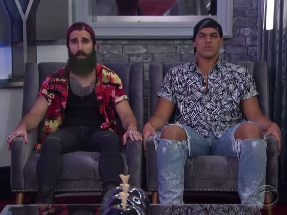 Big Brother 19 Final Two