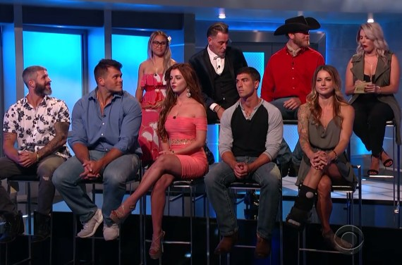 Big Brother 19 Jury