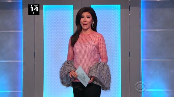 Big Brother 19 Julie Chen